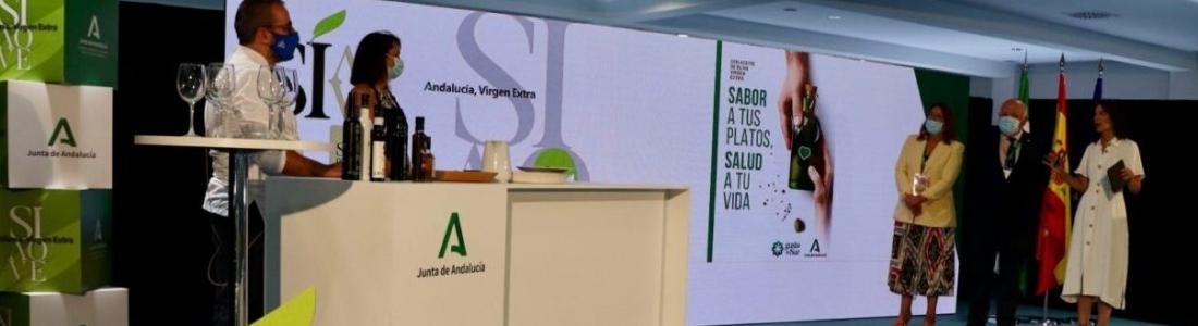 """La Junta presenta en Expoliva la campaña promocional de los AOVEs andaluces """"Sabor a tus platos, salud a tu vida"""""""