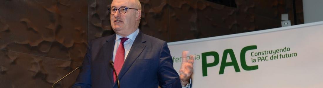 COAG-Andalucía lamenta que el comisario de Agricultura no se reúna con las organizaciones agrarias en su visita a Sevilla