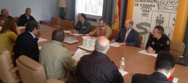 Ultimado el dispositivo de seguridad y control laboral de la campaña de la aceituna en la provincia de Jaén