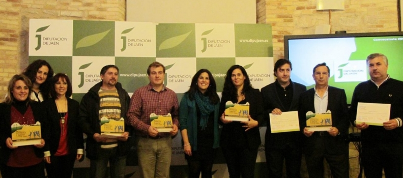 Entregados los galardones del XIV Premio Emprende e Innova en Desarrollo Sostenible de la Diputación de Jaén