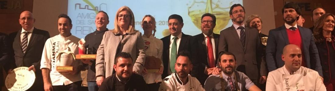 La Asociación Gastronómica Amigos del Santo Reino entrega la quinta edición de sus premios