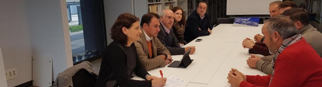 La Junta informa a los Grupos de Desarrollo Rural de Jaén de la convocatoria de ayudas de casi 13 millones de euros