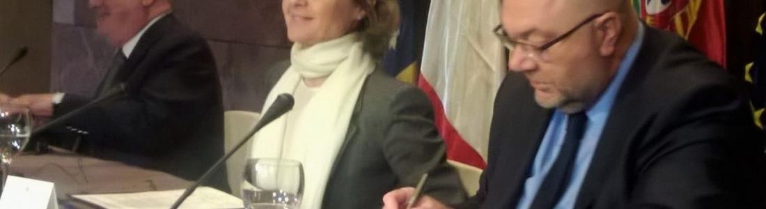 Los ministros de Agricultura de España, Francia y Portugal constatan posiciones alineadas en la futura PAC y en el procedimiento de EE UU a las exportaciones españolas de aceitunas de mesa