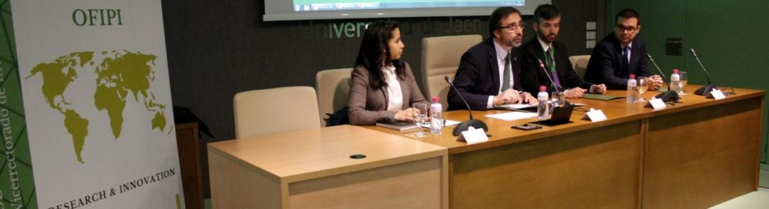El rector de la UJA resalta el «enorme potencial» del sector del aceite de oliva