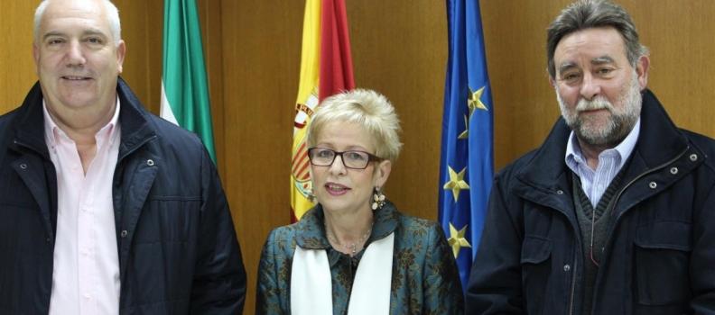 Víboras aborda con UGT y CC OO los asuntos prioritarios de la agroindustria y el desarrollo rural