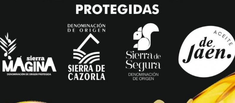 Las cuatro figuras de calidad diferenciada del AOVE de Jaén acuden juntas a Expoliva 2021